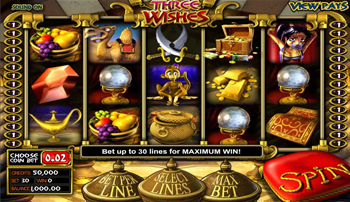 Machine à sous Once Upon a Time gratuit dans casino